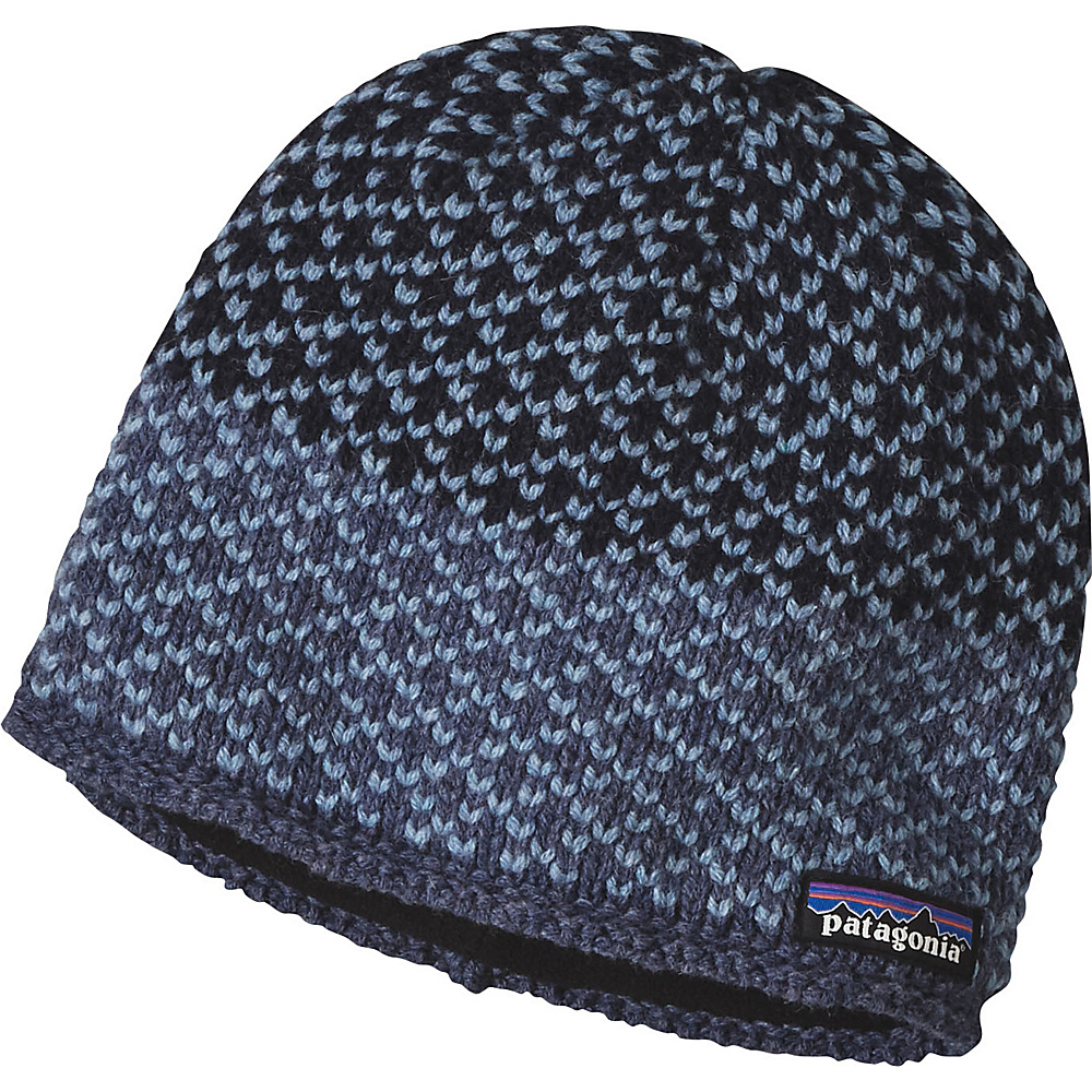 Patagonia Ws Beatrice Beanie One Size - Beatrice Birds: Navy Blue - Patagonia Hats/Gloves/Scarves - Fashion Accessories, Hats/Gloves/Scarves