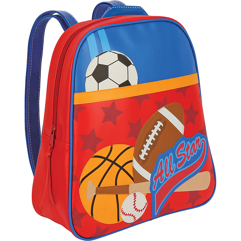 Stephen Joseph Go Go Bag Sports - Stephen Joseph Kids Backpacks - Backpacks, Kids' Backpacks