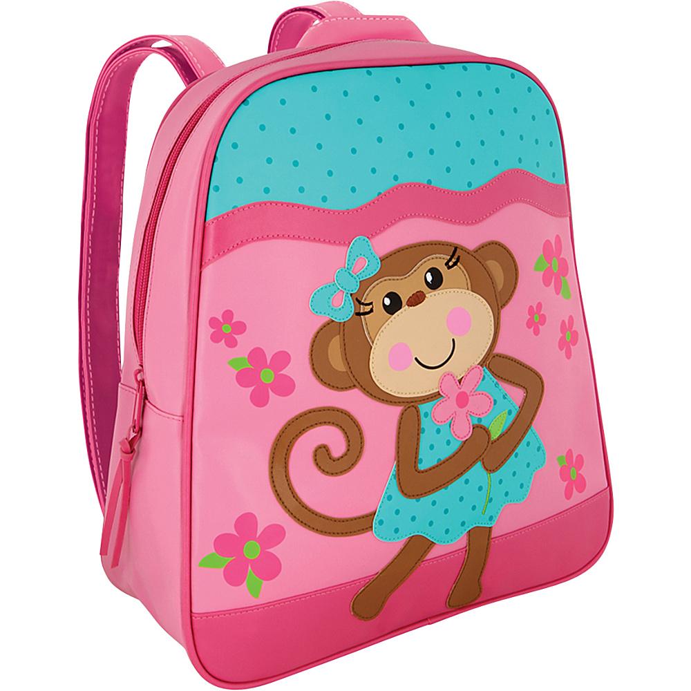 Stephen Joseph Go Go Bag Monkey - Girl - Stephen Joseph Kids Backpacks - Backpacks, Kids' Backpacks