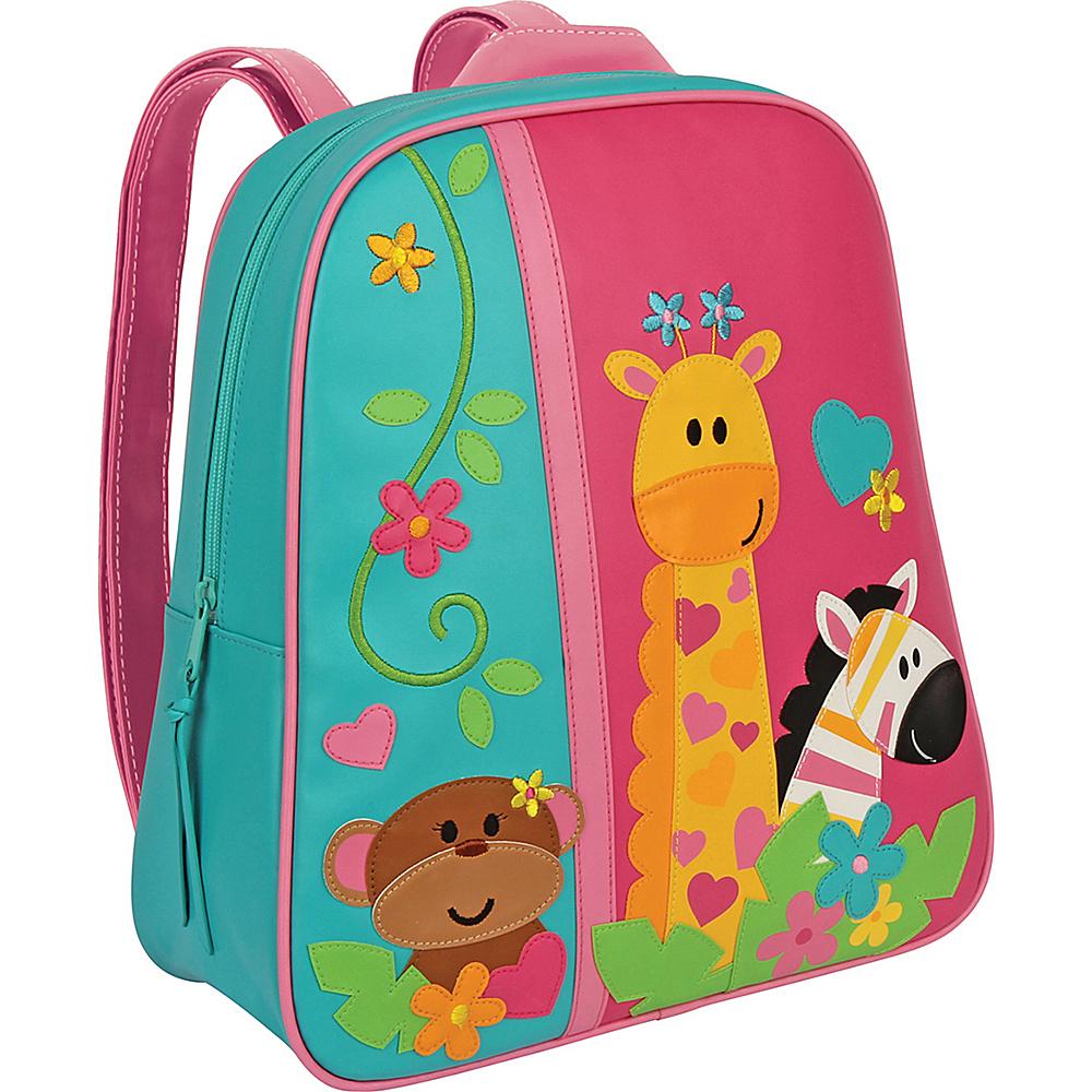 Stephen Joseph Go Go Bag Zoo - Girl - Stephen Joseph Kids Backpacks - Backpacks, Kids' Backpacks