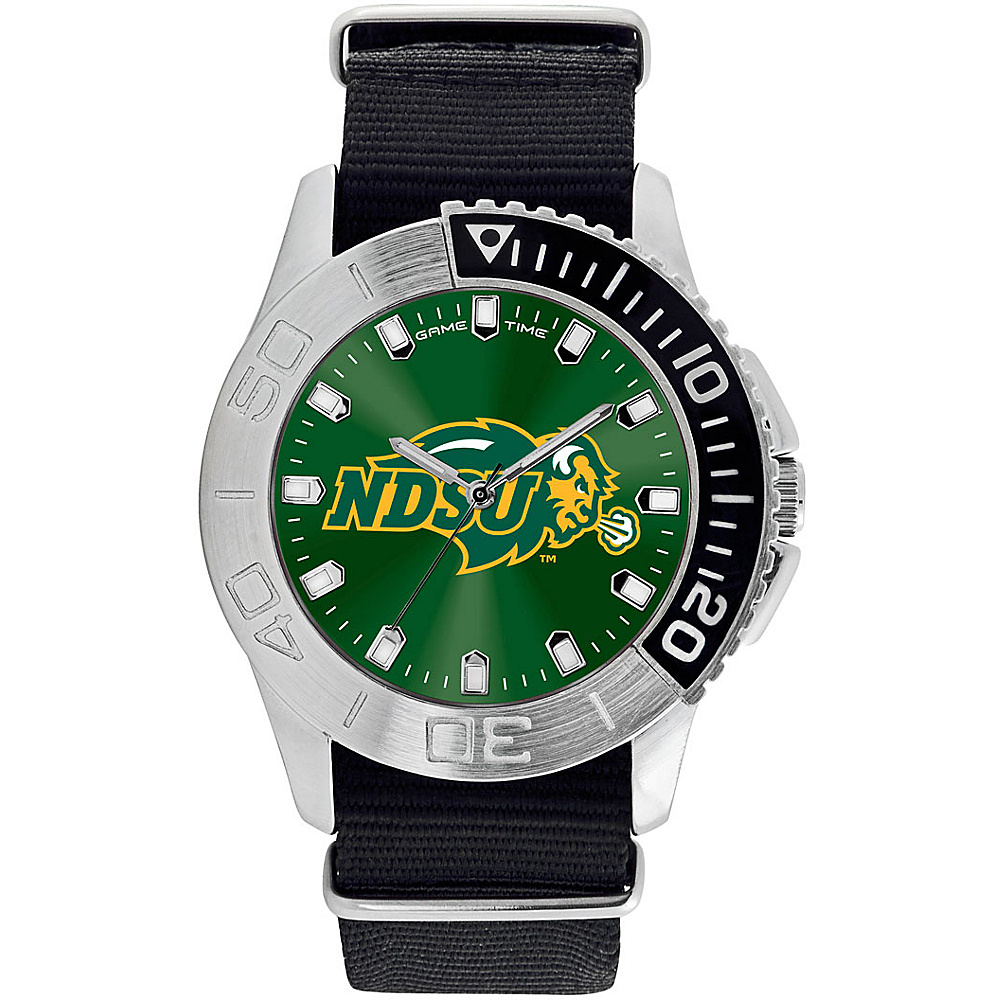 Game Time Mens Starter-College Watch North Dakota State University - Game Time Watches