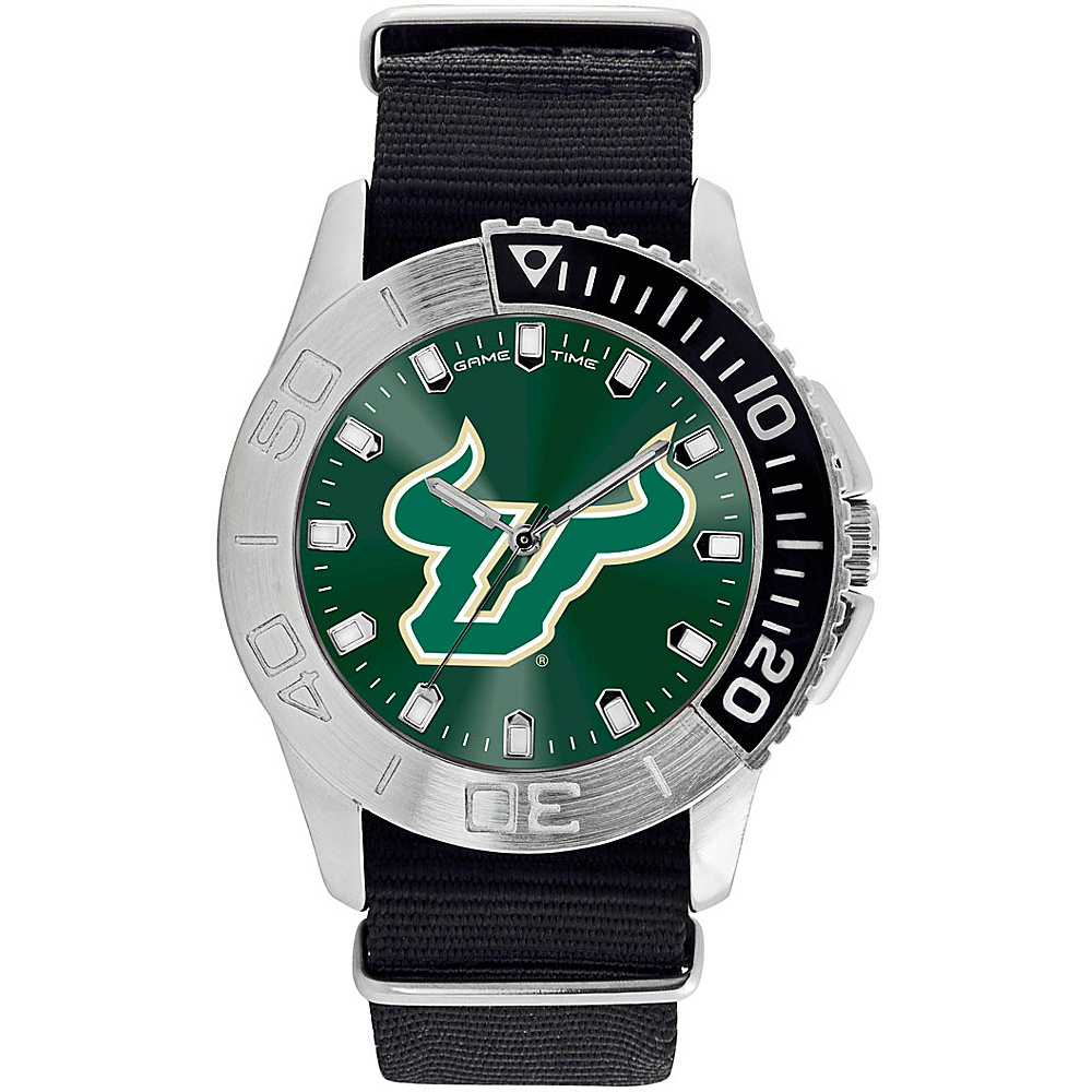 Game Time Mens Starter-College Watch University of South Florida - Game Time Watches