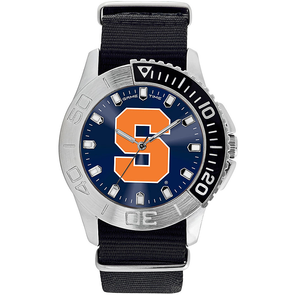 Game Time Mens Starter-College Watch Syracuse University - Game Time Watches