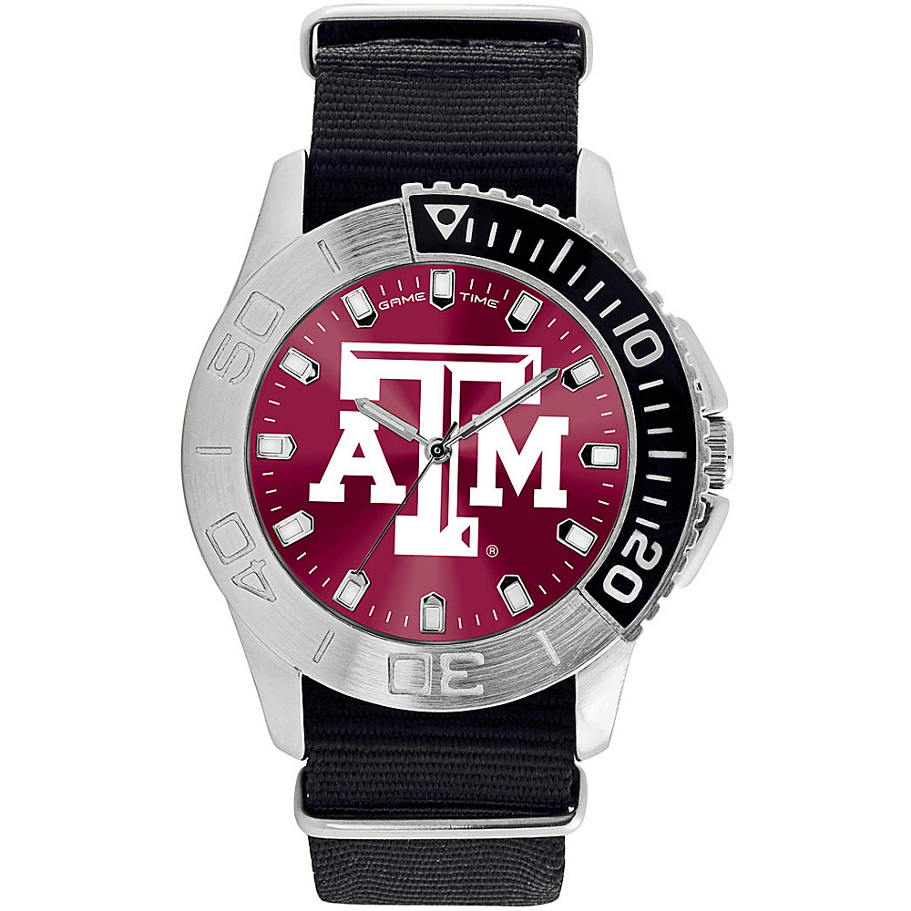 Game Time Mens Starter-College Watch Texas A & M University - Game Time Watches