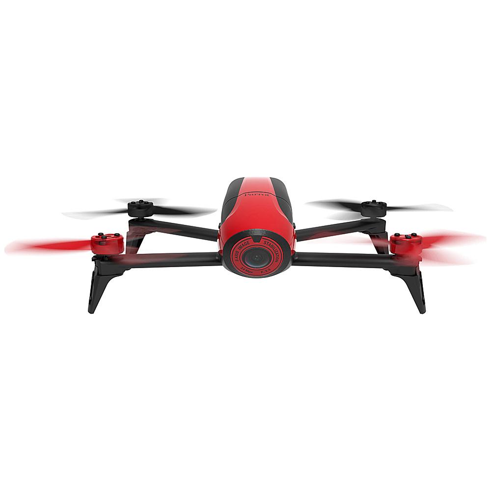 Parrot BeBop 2 Drone Red - Parrot Cameras