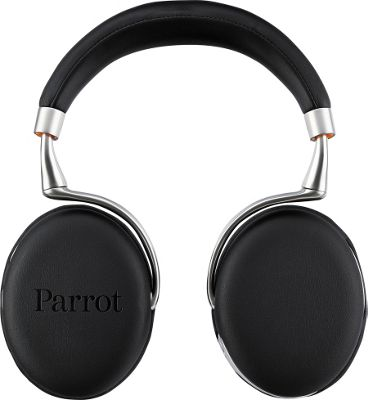 Parrot Zik 2.0 Stereo Bluetooth Headphones Black - Parrot Headphones & Speakers