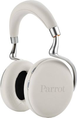 Parrot Zik 2.0 Stereo Bluetooth Headphones White - Parrot Headphones & Speakers
