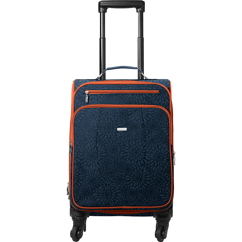 baggallini Getaway Roller - Retired Colors Pacific Floral - baggallini Small Rolling Luggage