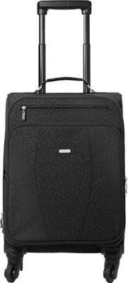 baggallini Getaway Roller - Retired Colors Black/Cheetah - baggallini Softside Carry-On