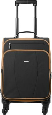 baggallini Getaway Roller - Retired Colors Black/Sand - baggallini Softside Carry-On