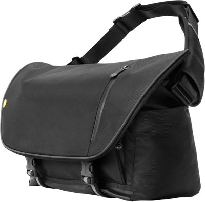 Booq Boa Nerve Messenger Bag Graphite - Booq Messenger Bags