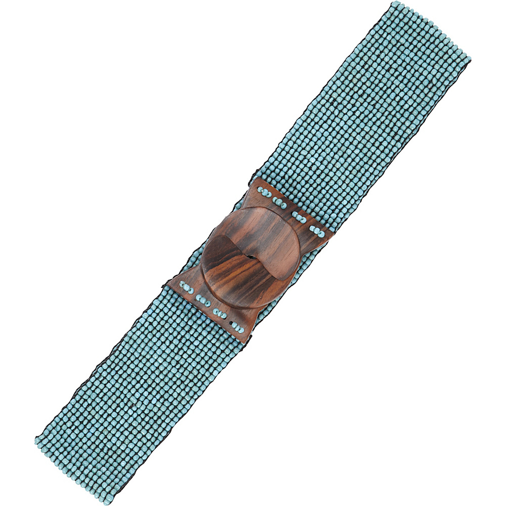 TLC you Stretch Beaded Belt Turquoise TLC you Other Fashion Accessories