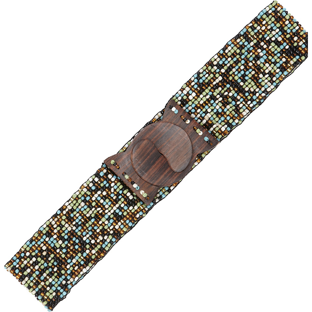 TLC you Stretch Beaded Belt Multi TLC you Other Fashion Accessories