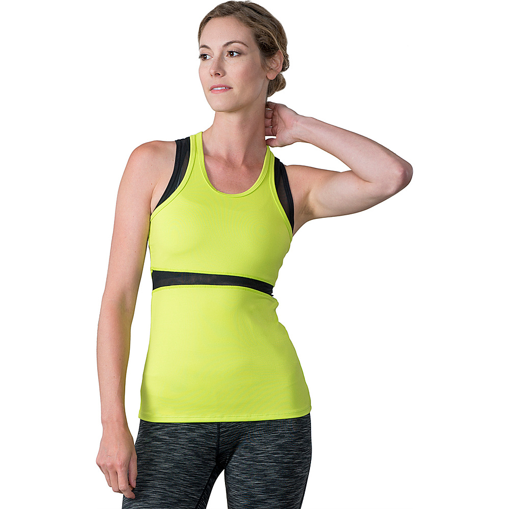 Soybu Koa Tank L - Neon Grove - Soybu Womens Apparel - Apparel & Footwear, Women's Apparel