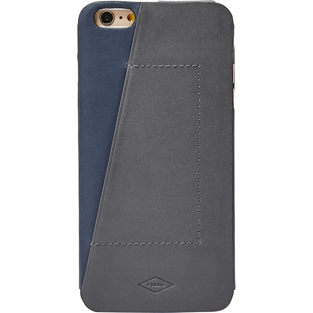 Fossil iPhone 6 Plus Case Grey - Fossil Electronic Cases - Technology, Electronic Cases