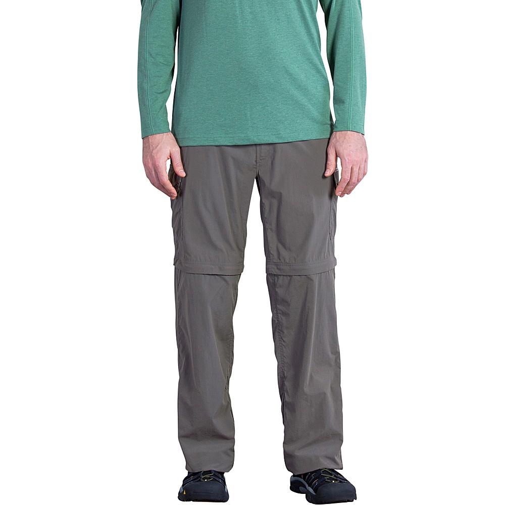 ExOfficio Mens Amphi Convertible Pant 32 - Cigar - ExOfficio Mens Apparel - Apparel & Footwear, Men's Apparel