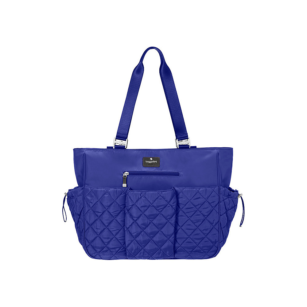 baggallini On The Go Baby Tote COBALT - baggallini Diaper Bags & Accessories - Handbags, Diaper Bags & Accessories