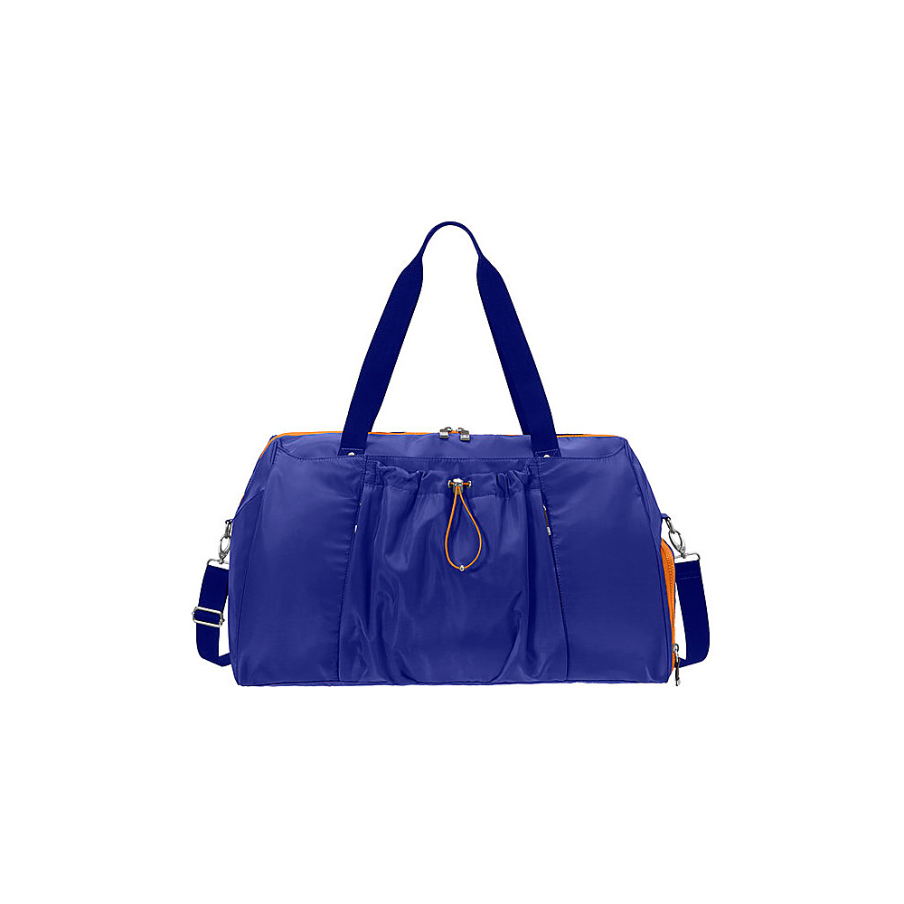 baggallini Step To It Duffel COBALT - baggallini Travel Duffels - Duffels, Travel Duffels