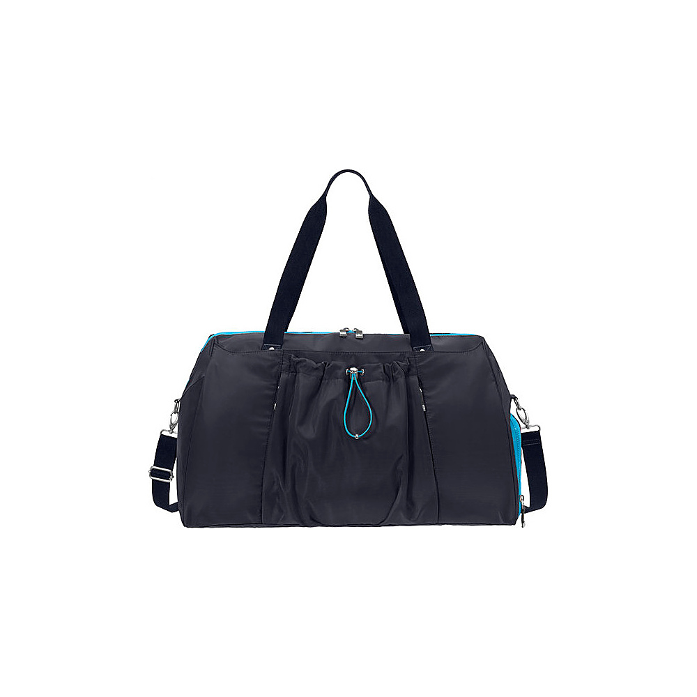 baggallini Step To It Duffel MIDNIGHT - baggallini Travel Duffels - Duffels, Travel Duffels