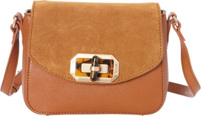 Foley + Corinna Foley + Corinna Whitney Crossbody Honey Brown - Foley + Corinna Designer Handbags