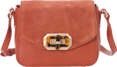 Foley + Corinna Whitney Crossbody Rust - Foley + Corinna Designer Handbags