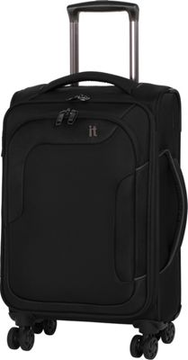 it luggage Amsterdam III 8 Wheel 21.5 Inch Carry On Black - it luggage Softside Carry-On