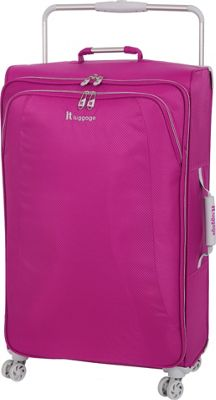 it luggage World's Lightest 8 Wheel Spinner 31.5 Baton Rouge - it luggage Softside Checked