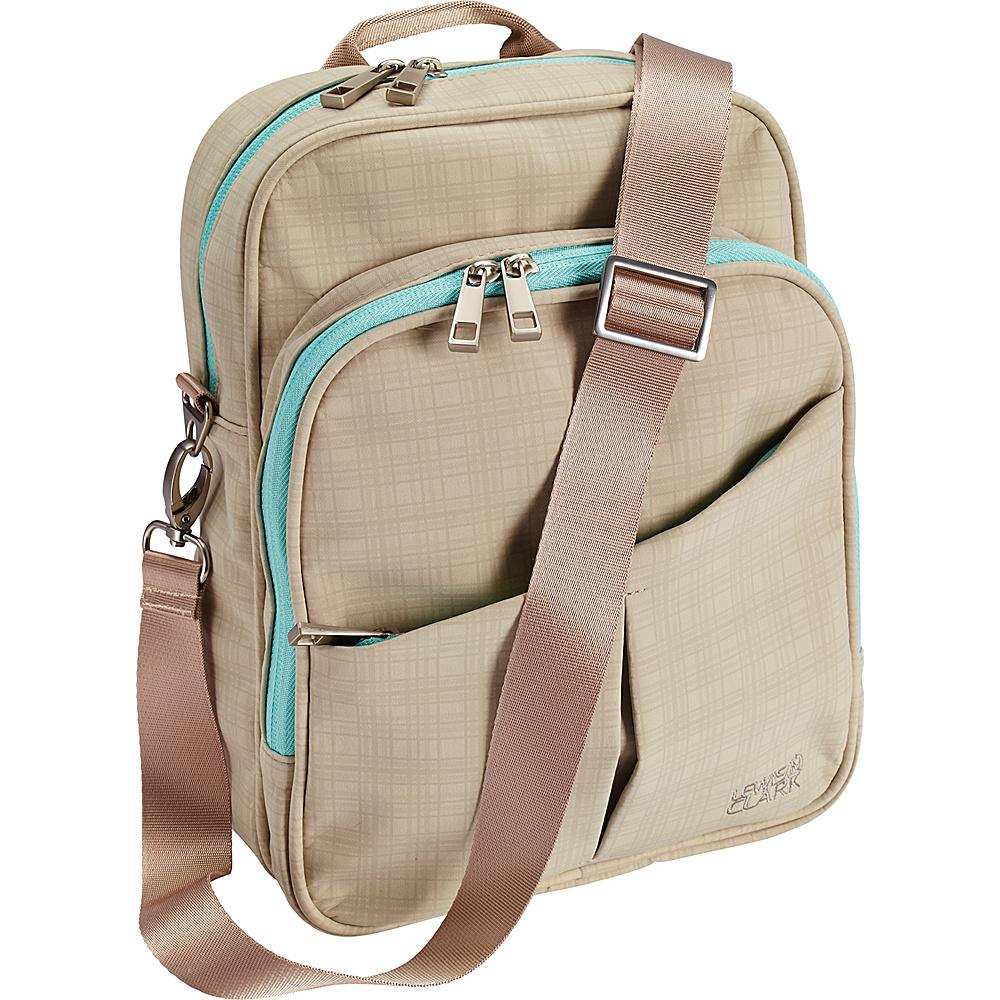 Lewis N. Clark Complete Travel Bag Beige Mint Lewis N. Clark Other Men s Bags