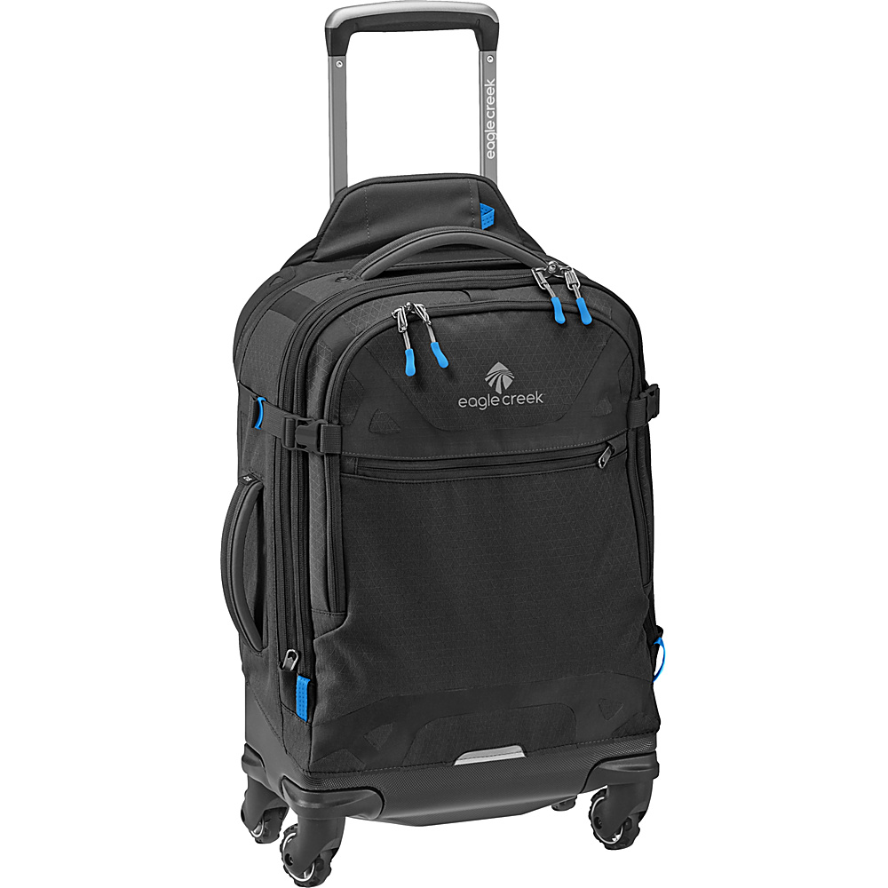 Eagle Creek Gear Warrior AWD International Carry-On Black - Eagle Creek Softside Carry-On - Luggage, Softside Carry-On