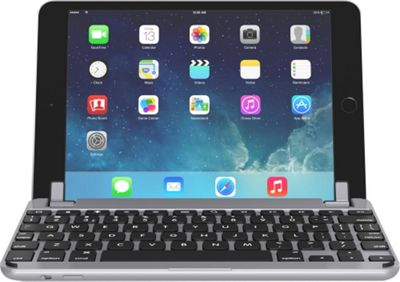 Brydge Brydge 7.9 inch Bluetooth Keyboard for iPad Mini 4 Space Gray - Brydge Tablets