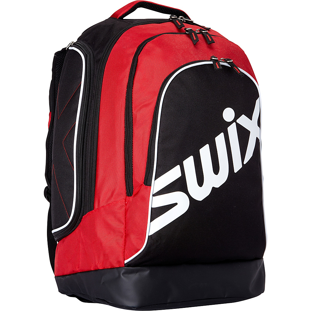 845753480d Swix Budapack Ski Boot Bag Red - Swix Ski and Snowboard Bags - Sports