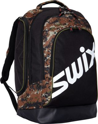 Swix Budapack Ski Boot Bag Camo - Swix Ski and Snowboard Bags