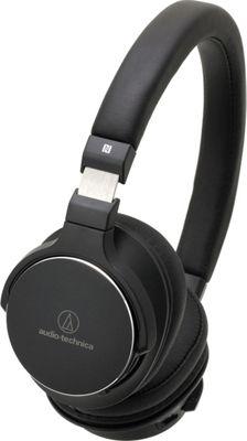 Audio Technica Bluetooth Wireless On-Ear High-Resolution Audio Headphones Black - Audio Technica Headphones & Speakers