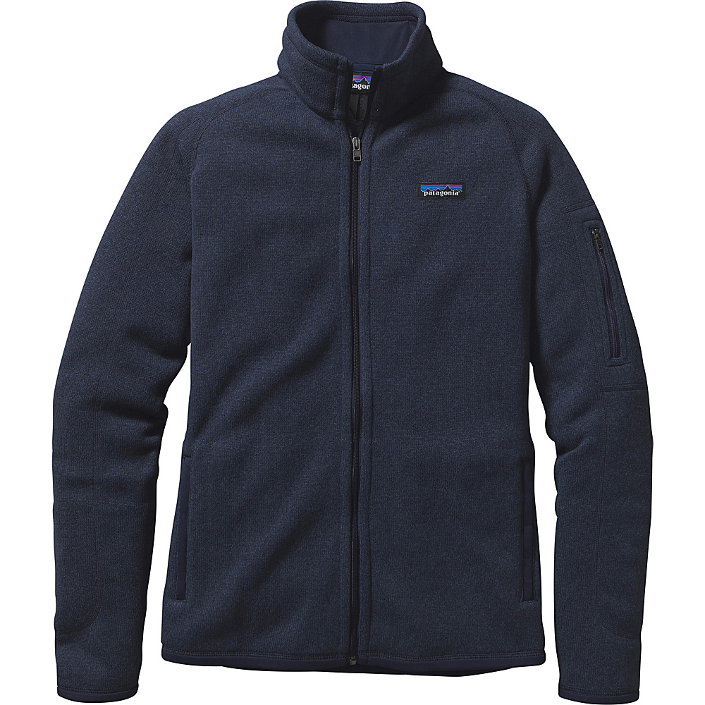 Patagonia Womens Better Sweater Jacket XS - Classic Navy - Patagonia Womens Apparel - Apparel & Footwear, Women's Apparel