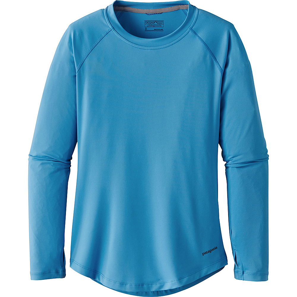 Patagonia Womens Tropic Comfort Crew XXS - Radar Blue - Patagonia Womens Apparel - Apparel & Footwear, Women's Apparel