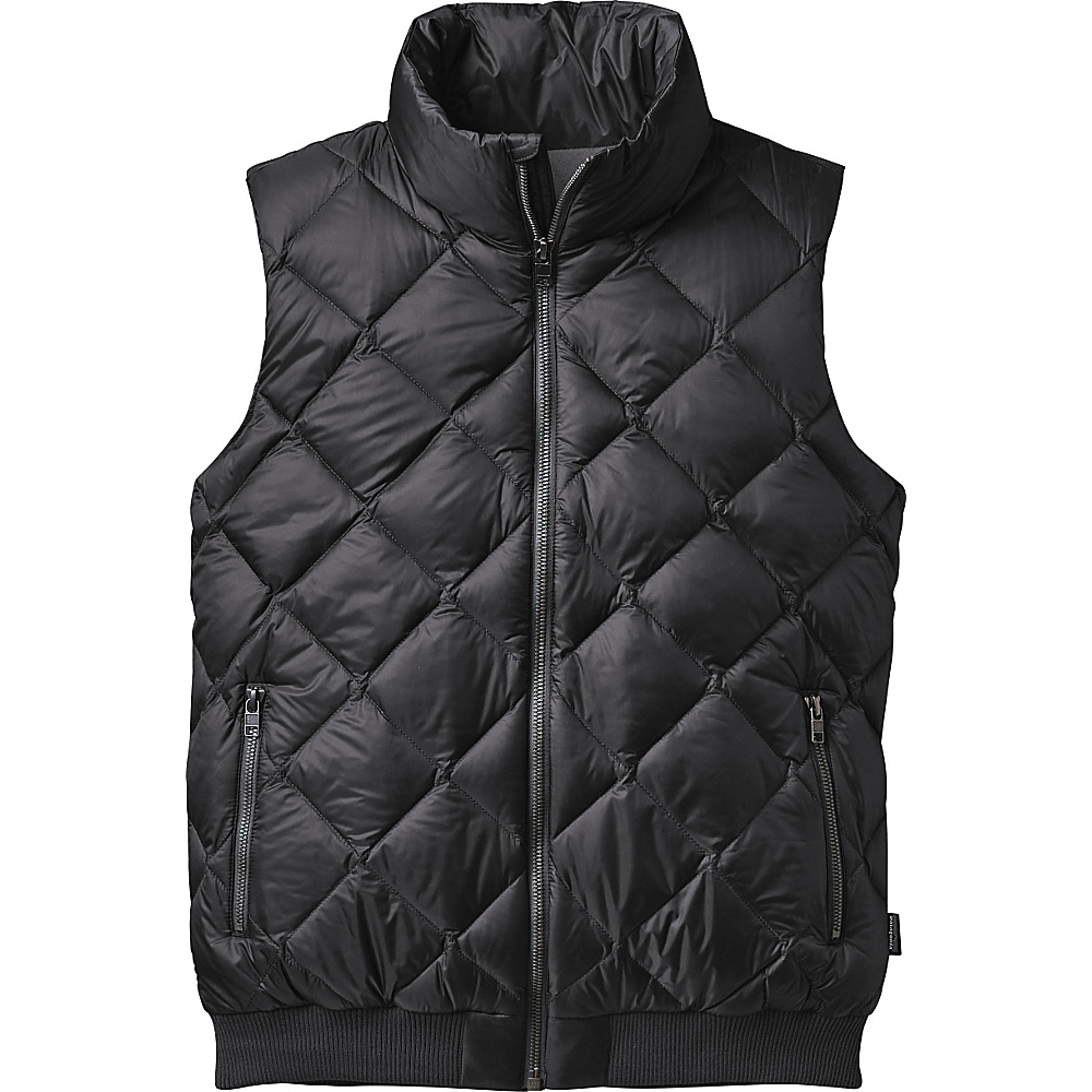 Patagonia Womens Prow Bomber Vest S - Black - Patagonia Womens Apparel - Apparel & Footwear, Women's Apparel
