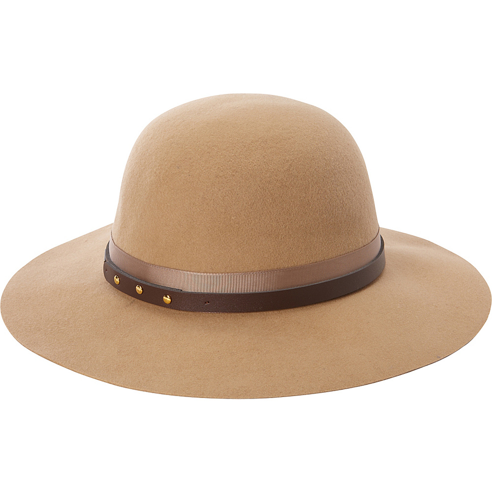 Betmar New York Hayden Floppy Hat One Size - Light Camel - Betmar New York Hats/Gloves/Scarves