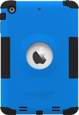Trident Case - Ingram Kraken A.M.S Case for Apple iPad Mini 1/2/3 Blue - Trident Case - Ingram Electronic Cases
