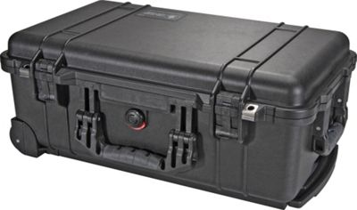 Pelican 1510-000-110 1510 Carry-On Hard Case with Foam Black - Pelican Camera Accessories