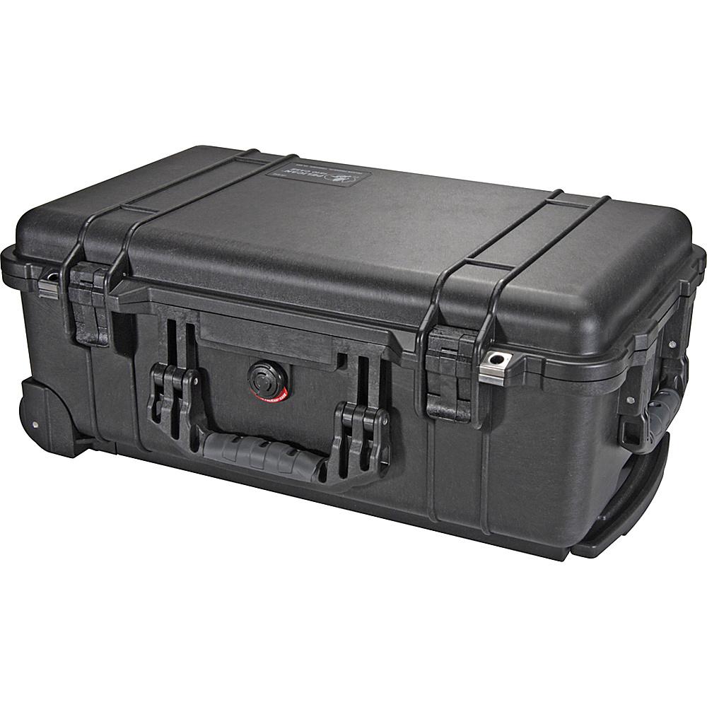 Pelican 1510-000-110 1510 Carry-On Hard Case with Foam Black - Pelican Camera Accessories