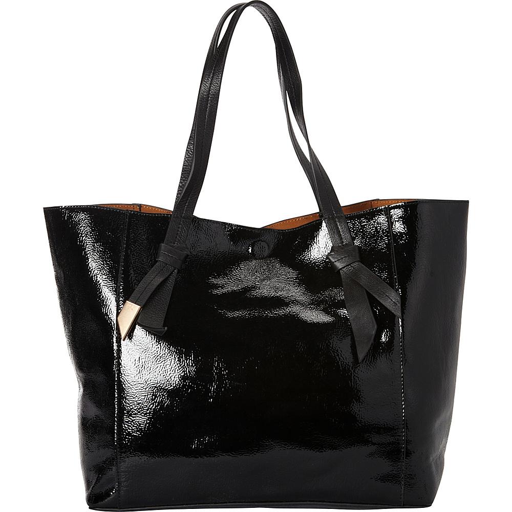 Foley Corinna Ashlyn East West Tote Black Multi Foley Corinna Designer Handbags