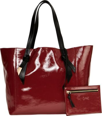 Foley + Corinna Foley + Corinna Ashlyn East / West Tote Bordeaux - Foley + Corinna Designer Handbags