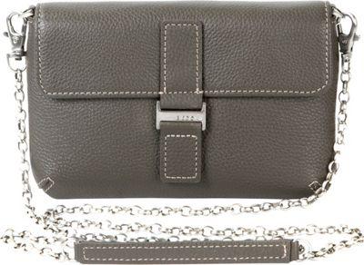 Boconi Kylie Mini RFID Clutch Fern - Boconi Leather Handbags