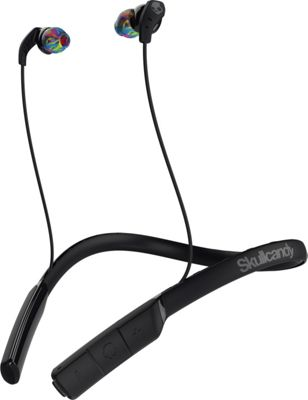 Skullcandy Ingram Method Bluetooth Wireless Around-The-Ear Earbuds Black Swirl - Skullcandy Ingram Headphones & Speakers