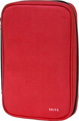 SKITS Genius Sport Poly Cords Case Red - SKITS Electronic Accessories