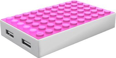 Mota 4000 mAh Power Block Pink - Mota Portable Batteries & Chargers