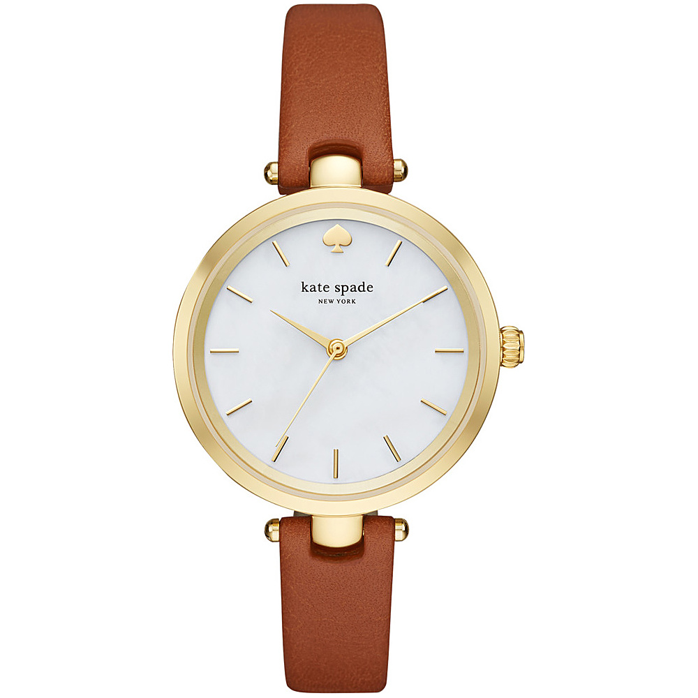kate spade watches Holland Watch Brown kate spade watches Watches