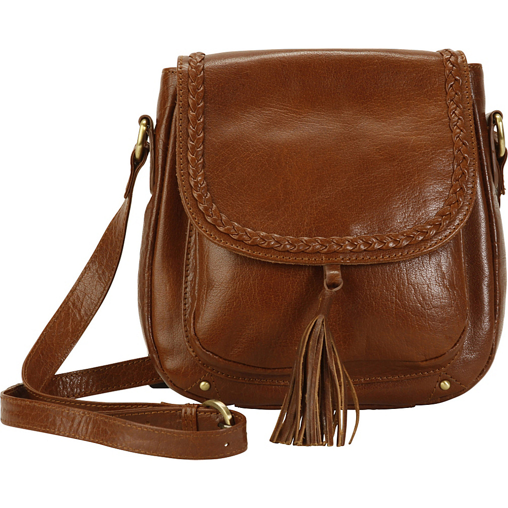 Hadaki Saddle Crossbody Rustico - Hadaki Leather Handbags - Handbags, Leather Handbags