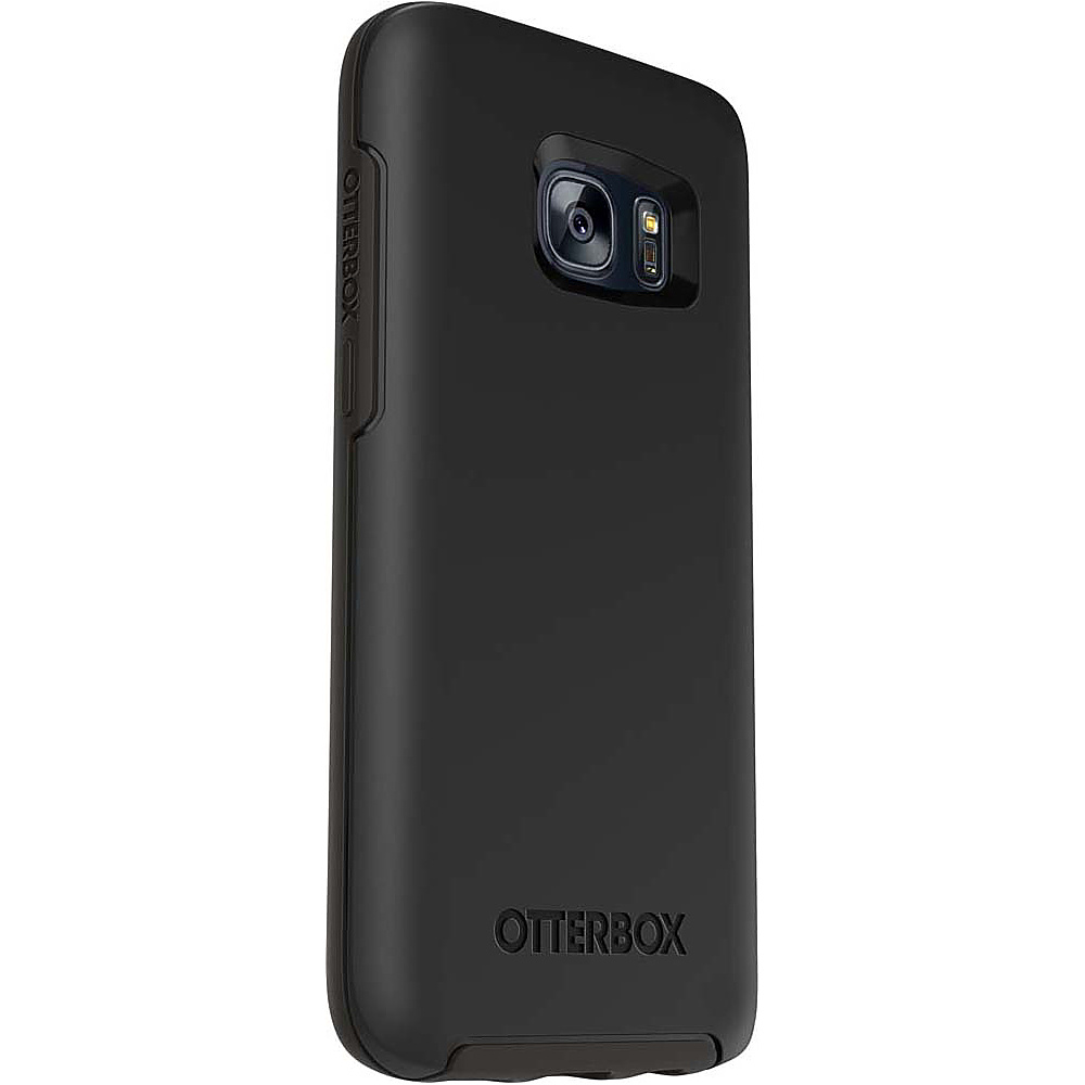 Otterbox Ingram Symmetry Case for Samsung Galaxy 7 Black Otterbox Ingram Electronic Cases