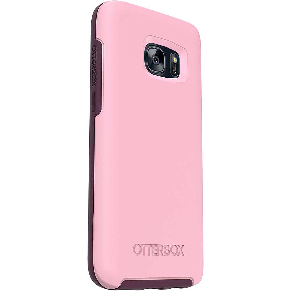 Otterbox Ingram Symmetry Case for Samsung Galaxy 7 Rose Otterbox Ingram Electronic Cases